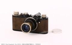 [徕卡博物馆]黑漆徕卡C-Non Standard(No.49995)相机