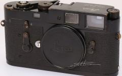 [徕卡博物馆]徕卡M2 Black Paint(No.1031801)相机