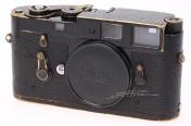 [徕卡博物馆]徕卡M2 Black Paint(No.1075043)相机