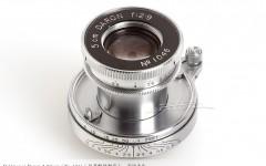 [徕卡博物馆]镜头之美Dallmeyer Daron 2.9/50mm(No.1046)