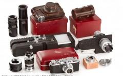 [徕卡博物馆]银铬徕卡Standard转换徕卡Ⅱ(No.355421)相机