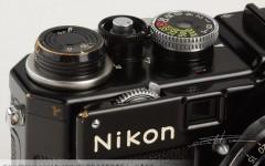 [徕卡博物馆]黑漆Nikon SP(No.6202658)