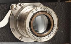[徕卡博物馆]徕卡Ⅰa-Hektor(No.50099)相机