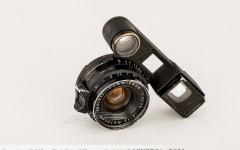 [徕卡博物馆]黑漆八枚玉Summicron-M 2/35mm(No.1631617)