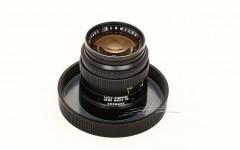 [徕卡博物馆]镜头之美Summilux-M 1.4/50mm Black(No.2419903)