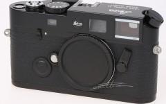 [徕卡博物馆]徕卡黑漆M6 TTL 0.85 LHSA(No.2594096)相机