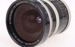 [徕卡博物馆]镜头之美Angenieux 3.5/28mm Type R11(No.303798)
