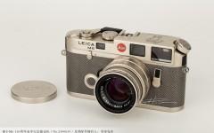 [徕卡博物馆]徕卡M6 150周年光学纪念铂金机(No.2490059)