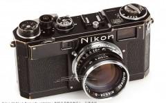 [徕卡博物馆]黑漆Nikon S2(No.6180694)