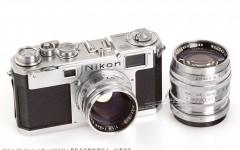 [徕卡博物馆]Nikon S2 chrome(No.6135524)相机