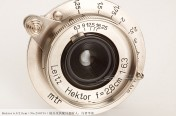 [徕卡博物馆]Hektor 6.3/2.8cm(No.250755)镜头