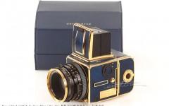 [徕卡博物馆]哈苏503CX Golden Blue相机(No.19)