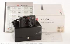 [徕卡博物馆]徕卡M6 'Ein Stück Leica'(No.2300333)相机