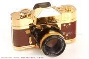 [徕卡博物馆]阿尔帕Alpa 11si Gold(No.661)相机