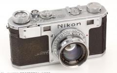 [徕卡博物馆]尼康Nikon I相机(No.609212)