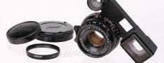 [徕卡博物馆]Summicron-M 2/35mm Black(No.1997137)