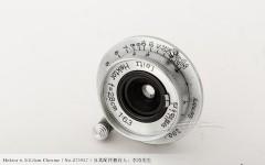 [徕卡博物馆]镜头之美Hektor 6.3/2.8cm Chrome(No.273937)