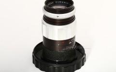 [徕卡博物馆]镜头之美Elmarit 2.8/90mm Black&Chrome原型镜(No.0000230)