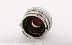 [徕卡博物馆]Summilux-M 1.4/35mm Steel Rim(No.1730297)