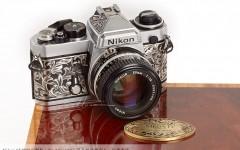 [徕卡博物馆]尼康Nikon FE纯银定制机(No.3276673)