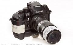 [徕卡博物馆]尼康Nikon F4s NASA特别版相机(No.1034)