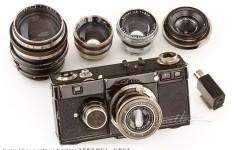 [徕卡博物馆]康泰时Contax I Type 4套装相机(A.V.24223)