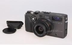 [徕卡博物馆]哈苏Hasselblad Xpan with 4/45mm(No.11ER10065)