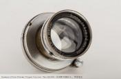 """[徕卡博物馆]镜头之美Summar 2/5cm Chrome""""Tropen""""版本(No.410308)"""