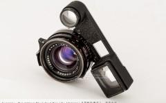 [徕卡博物馆]Summilux-M 1.4/35mm Black Steel Rim(No.1765654)