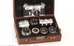 [徕卡博物馆]康泰时Contax Jena相机套装(No.11857)