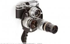 [徕卡博物馆]意大利相机Rectaflex Rotor(No.B.3507)