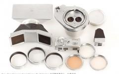 [徕卡博物馆]蔡司立体镜套装Zeiss Ikon Stereotar C 3.5/35mm(No.St15446)