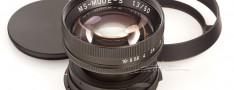 [徕卡博物馆]MS-Mode-S 1.3/50mm(No.200/052)镜头