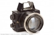 [徕卡博物馆]Ernemann Ermanox 4.5x6cm(No.1235861)相机