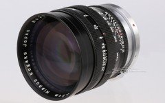 [徕卡博物馆]镜头之美Nikkor-S.C 1.5/85mm(No.265310)