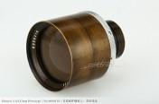 [徕卡博物馆]镜头之美Elmarit 2.8/135mm的原型镜(No.0000318)