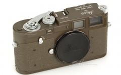[徕卡博物馆]徕卡军事相机M1 Olive(No.980481)