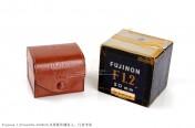 [徕卡博物馆]镜头之美Fujinon 1.2/5cm Black(No.500262)