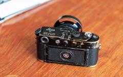徕卡黑漆M4相机(No.1247029)