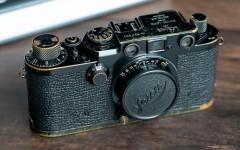 徕卡黑漆Ⅲf 相机(no.822997)