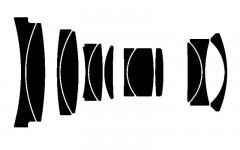 卡尔蔡司镜头Vario-Sonnar T* 3.5-5.6/35-70(No.12577154)