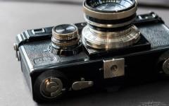 康泰时Contax I 相机+ Sonnar 2/50mm(No.1606271)