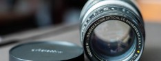 博士伦镜头Bausch & Lomb Baltar 2.3/100mm (No.VA5628R)