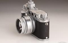 徕卡IIIf (No.534878)相机连Summitar* 2/50mm(No.812297)