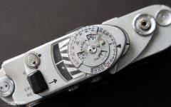 徕卡M3 chrome相机(No.1072619)