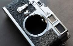 徕卡相机M3 Chrome(No.703000)