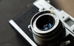 连号徕卡M2相机(No.982238)(No.982239)