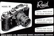 资料   Reid相机,英国仿徕卡相机