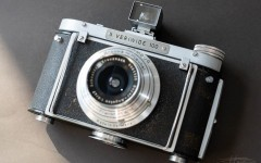 BROOKS-Plaubel VERIWIDE 100相机