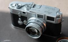 徕卡M3 chrome相机(No.700484)